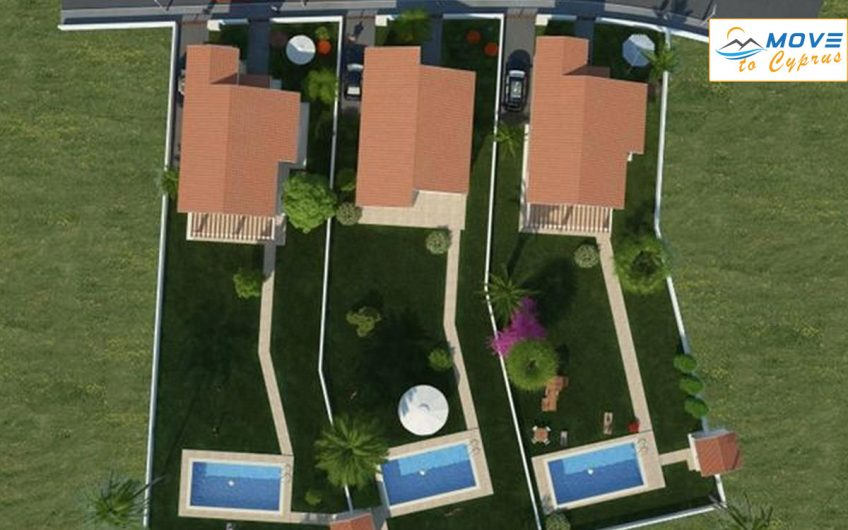 4 Bedroom Detached Villa for Sale in Kalavasos