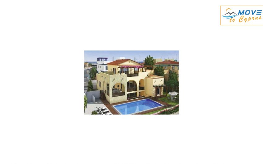 4 Bedroom Detached Villa for Sale in Limassol Marina