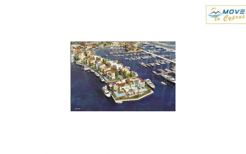 4 Bedroom Detached Villa for Sale in Limassol Marina