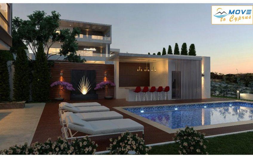 6 bedroom Villa for sale in mouttagiaka