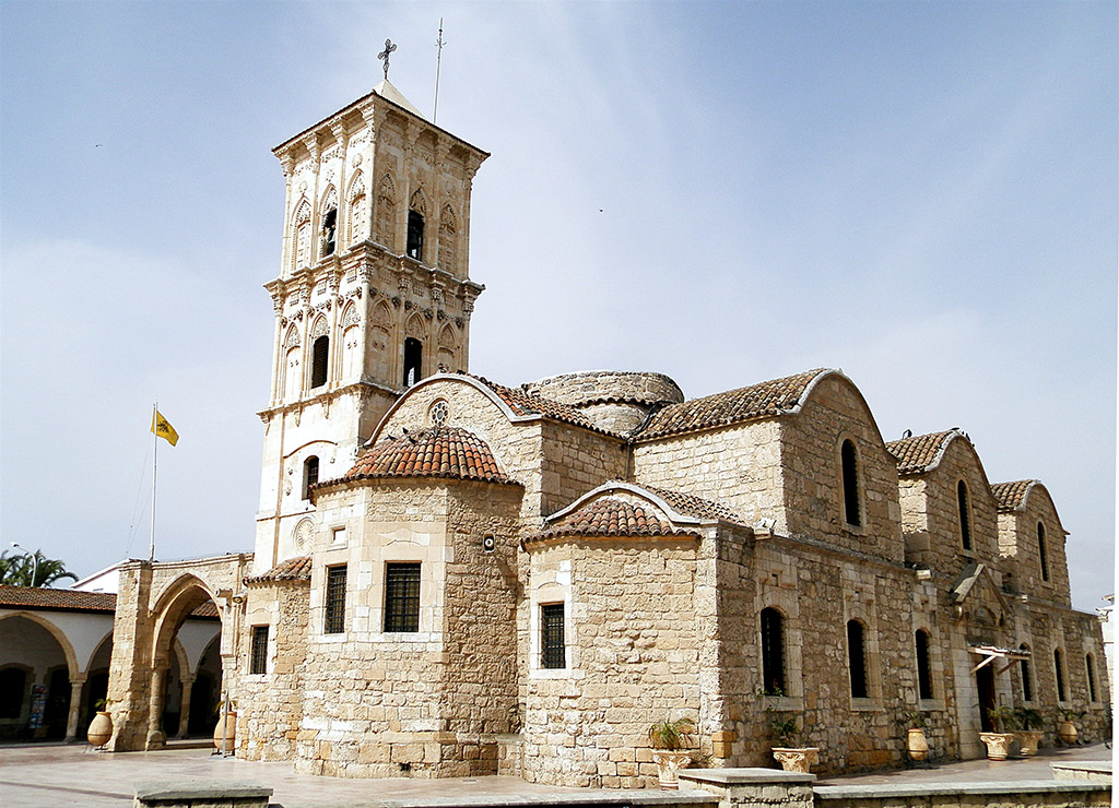 Larnaca: The Town of Saints