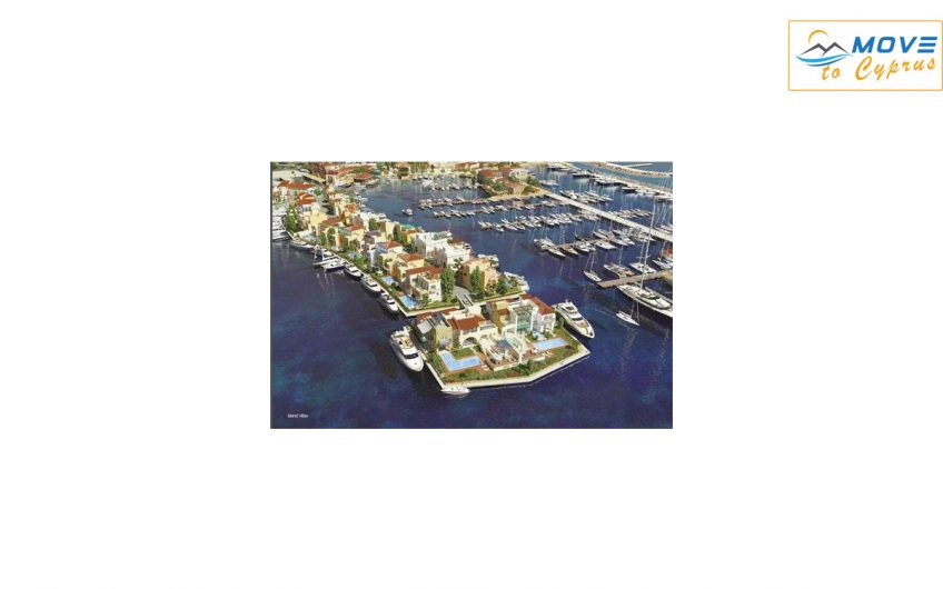 3 Bedroom Detached Villa For Sale in Limassol Marina