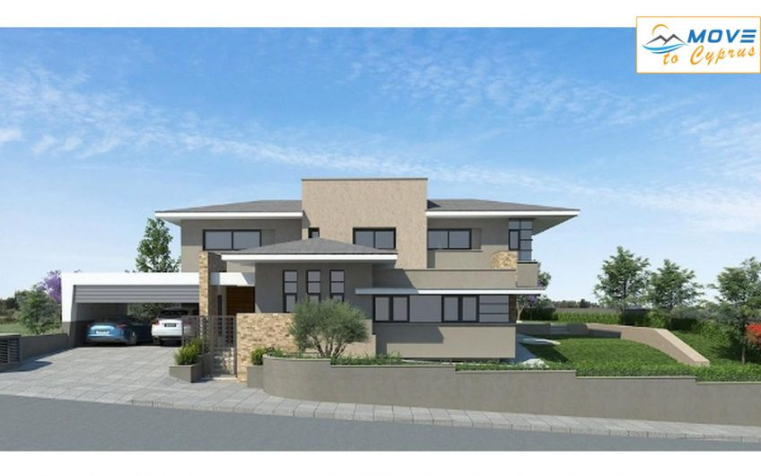 4 bedroom detached house for sale in Mesovounia