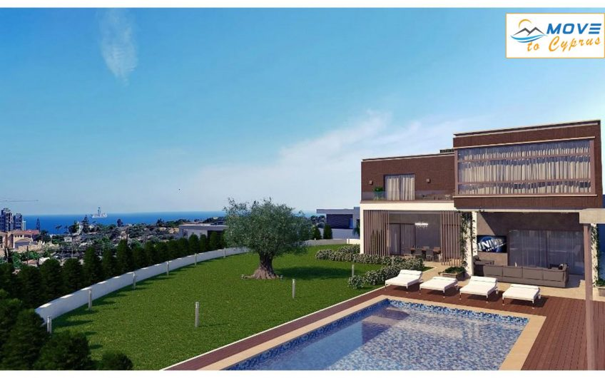 6 bedroom Villa for sale in mouttagiaka