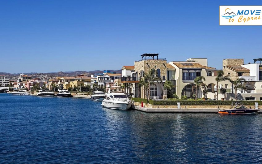 Villa for Sale in Limassol Marina 3 Bedroom Detached