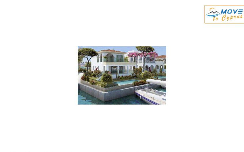 Limassol Marina Villa for Sale 3 Bedroom Detached